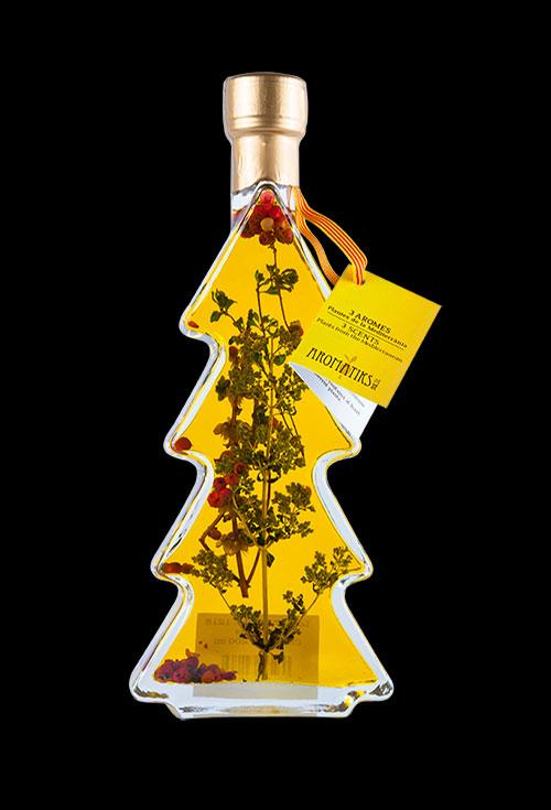 aceite de hierbas mediterranea aromatiks modelo christmas 200ml