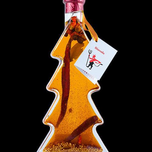 aceite picante diavolo aromatiks modelo christmas 200ml